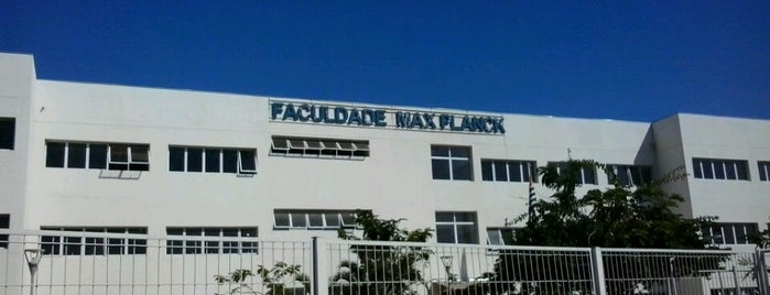 Faculdade Max Planck is one of Locais curtidos por Lara.