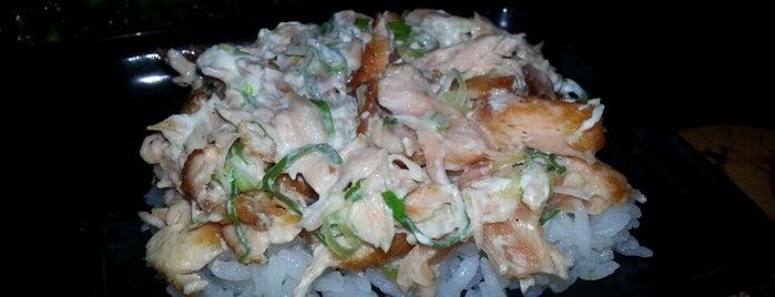Unico Sushi is one of Lieux qui ont plu à Vinicius.