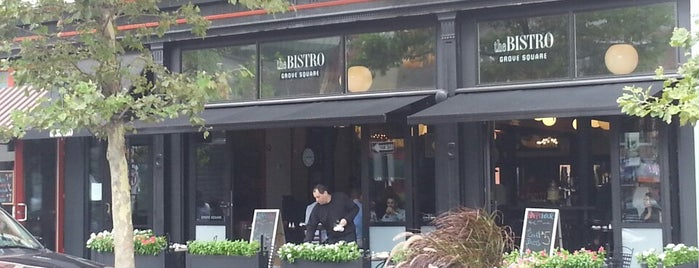 Grove Square - The Bistro is one of DTJC.