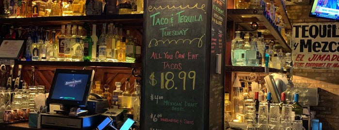 Rocco's Tacos & Tequila Bar is one of Rock Star.