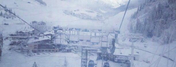 Zillertaler Gletscherbahn HQ is one of Zillertal.
