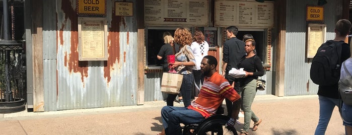 The Smokehouse is one of Disney Springs.