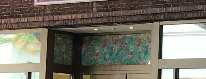 Lilly Pulitzer is one of Disney Springs.