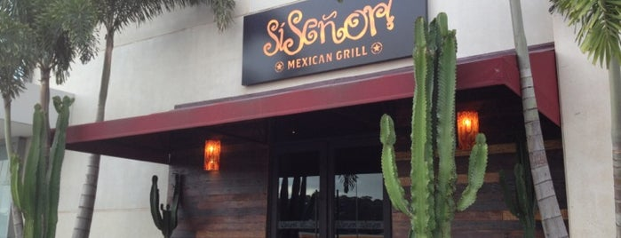SíSeñor! Mexican Grill is one of Lieux sauvegardés par Carlos.