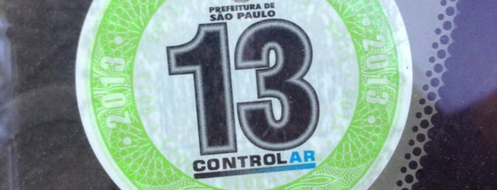 CONTROLAR - Inspeção Veicular is one of สถานที่ที่ Luis ถูกใจ.