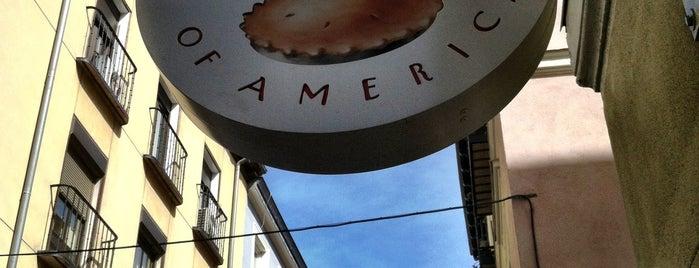 Taste of America is one of Pastelerías/ Gourmet.