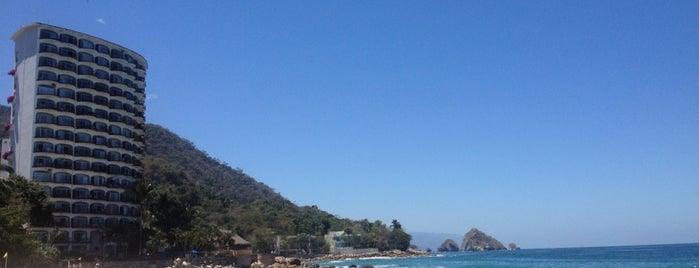 Playa Las Gemelas is one of Lugares guardados de Nik.