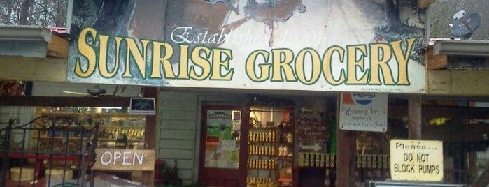 Sunrise Grocery is one of Lugares favoritos de Ileana LEE.