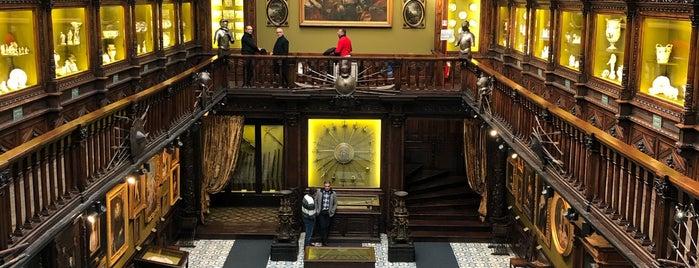 Museo Civico Gaetano Filangieri is one of NAPLES - ITALY.