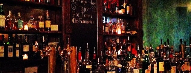 Reclamation is one of Bars in NYC.