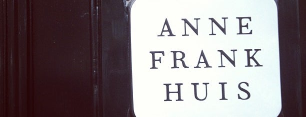 Anne-Frank-Haus is one of amsterdam.