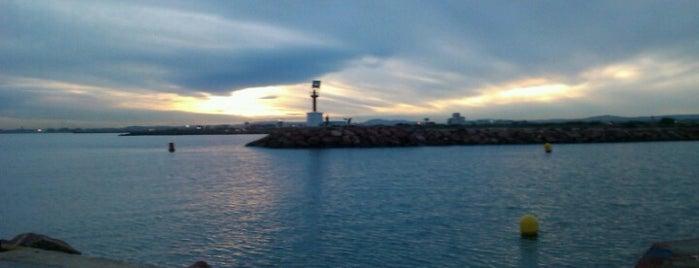 Puerto de La Pobla de Farnals is one of Spain +.