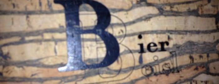 BierBeisl is one of Top Sausages in LA.