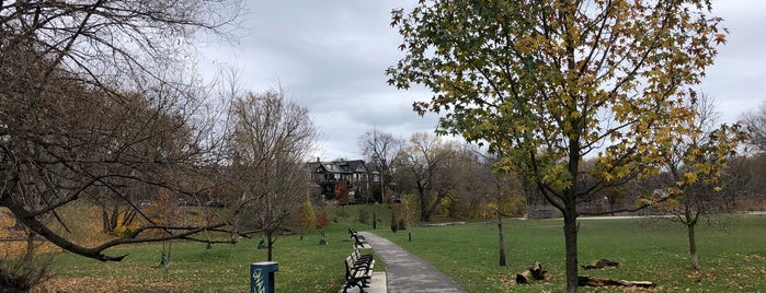 Bickford Park is one of Toronto Neighbourhoods.