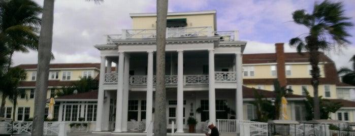 Gasparilla Inn & Club is one of TropiCreek.