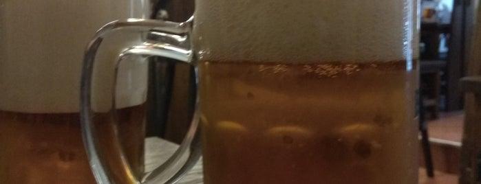 Pivovar Boršov is one of Auf ein Bier nach Prag.