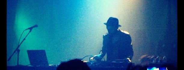 Echoplex is one of Los Angeles 06/2012.