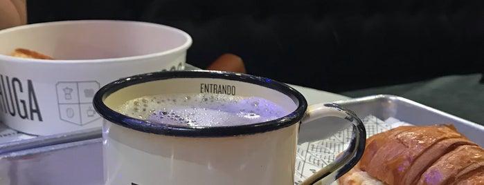Tostado Café Club is one of Orte, die Pato gefallen.