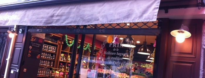 Le Grenier à Pain is one of Paris - best spots! - Peter's Fav's.