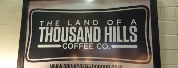 Land of a Thousand Hills Coffee House is one of Dennis's Liked Places.