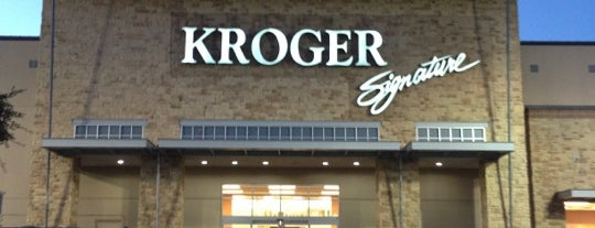 Kroger is one of Lieux qui ont plu à Wade.