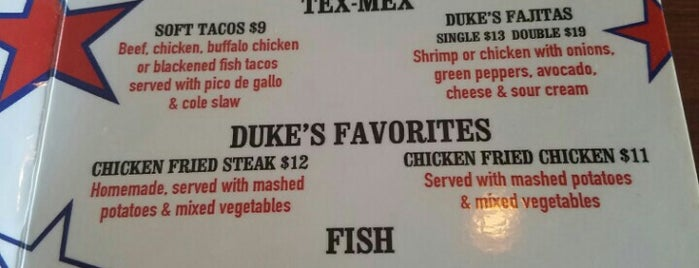 Duke's Icehouse is one of Lugares favoritos de Tammy.