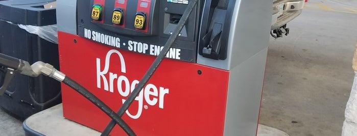 Kroger Fuel Center is one of Aran : понравившиеся места.