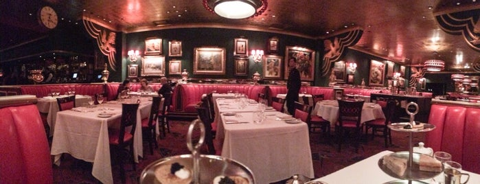 Russian Tea Room is one of NYC Restaurant Week 2014 – Uptown.