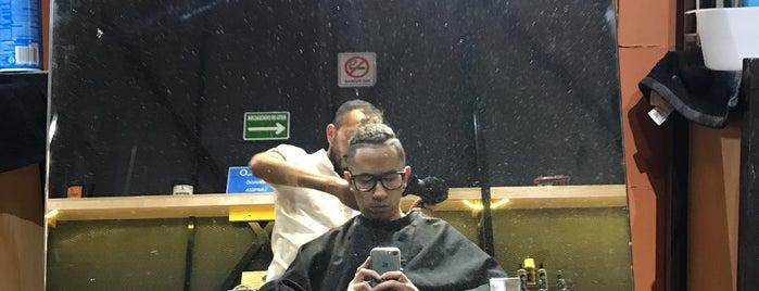The Barber's Spa México (Col. Anáhuac) is one of Heshu 님이 좋아한 장소.