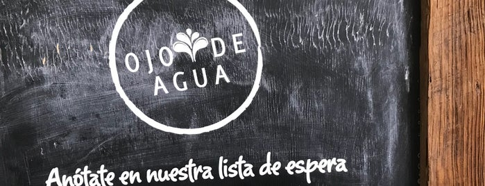 Ojo De Agua is one of Lugares favoritos de Juan Carlos.