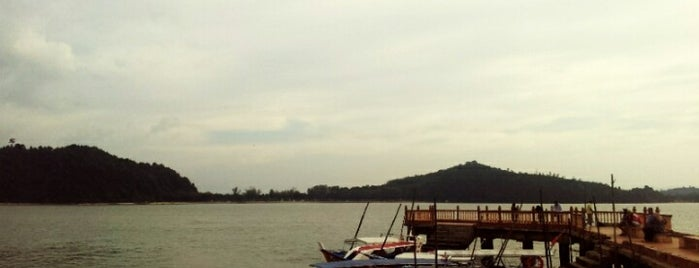 Pantai Merdeka is one of Attraction Places to Visit.