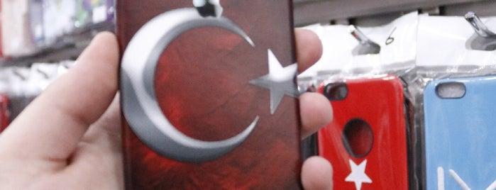 Gülsoy İletişim & Aksesuar Market is one of Ayşe : понравившиеся места.