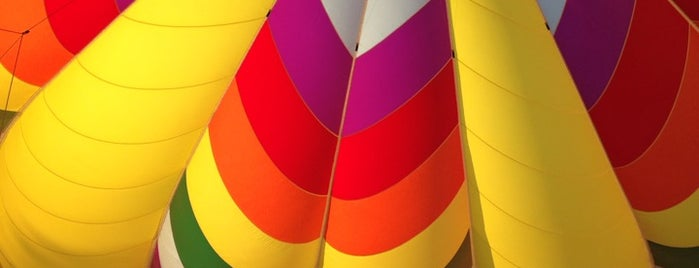 A-Lot-A Hot Air Balloon Rides is one of Nyc.