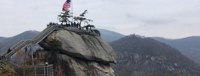 Chimney Rock State Park is one of Thelocaltripper'in Beğendiği Mekanlar.