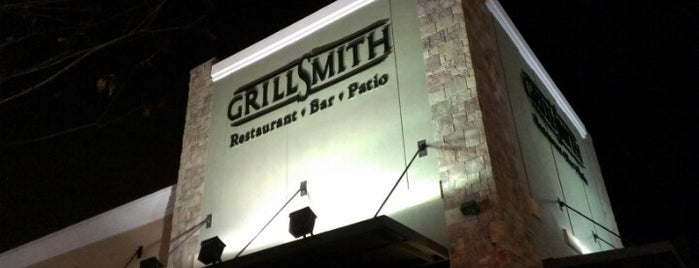 GrillSmith is one of Lugares favoritos de Sarah.