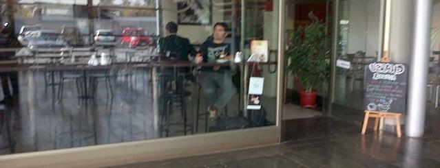 Bounja Business Caffé is one of Recomendados para comer.
