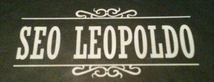 Seo Leopoldo is one of Locais curtidos por MZ🌸.