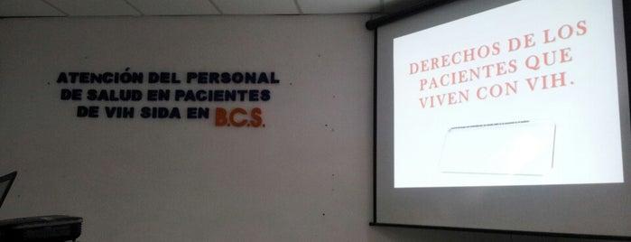 Universidad Internacional de La Paz is one of Allx 님이 좋아한 장소.