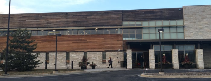 Kohl's Wellness Center is one of Megan'ın Beğendiği Mekanlar.