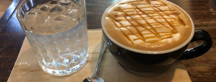STANDTALL Coffee is one of Wongnai User's Choice 2019 - 2.