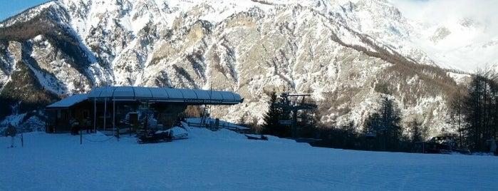 Bardonecchia is one of Dove sciare.
