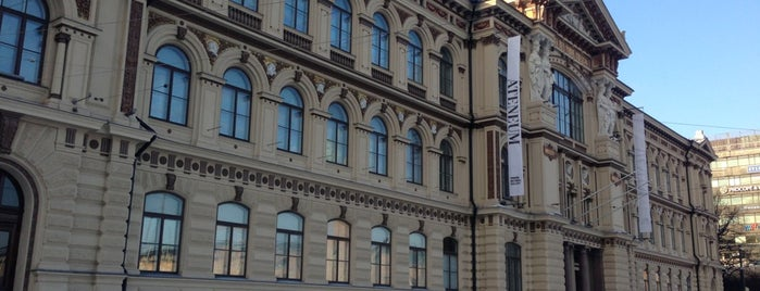 Ateneum is one of Museokortti.