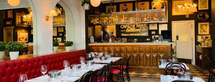 Café de Paris is one of Feras : понравившиеся места.