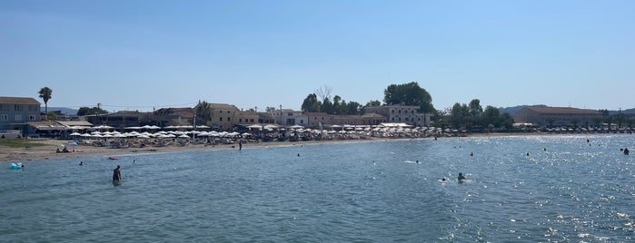 Roda Beach is one of Corfu 2018.