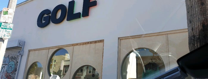 Golf Wang is one of US18: Los Angeles.