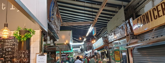 Mercado Municipal de Vallehermoso is one of Posti che sono piaciuti a Yago.