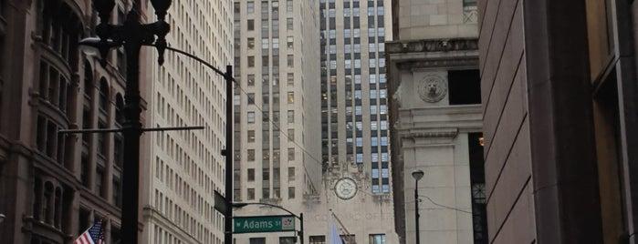 Chicago Board of Trade is one of Lieux sauvegardés par leoaze.