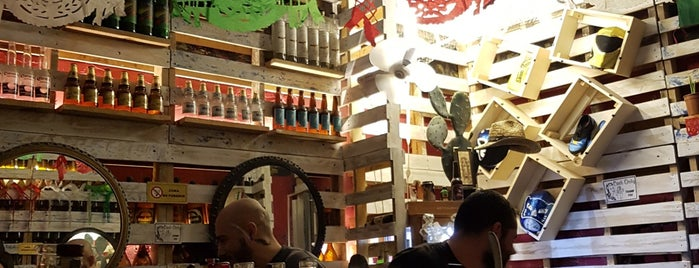 Mezcaleria Alambique is one of Madrid.