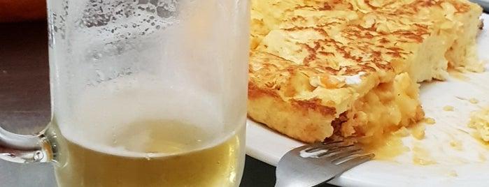 El Rey de las Tortillas is one of Madrid: sitios donde volver.