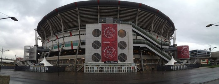 World Of Ajax Tour is one of Amsterdam II.